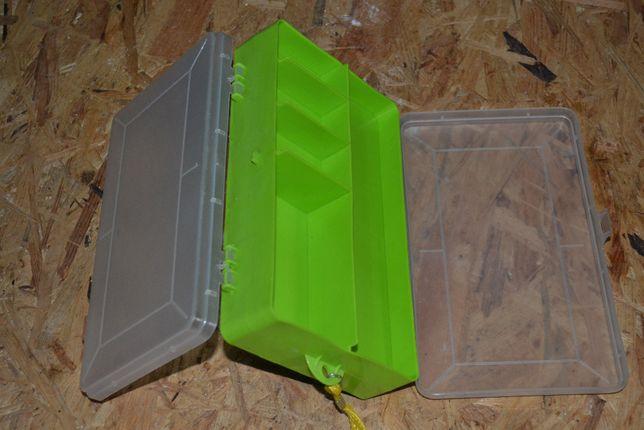 pudelka -skrzynki -kufry na akcesoria wedkarskie