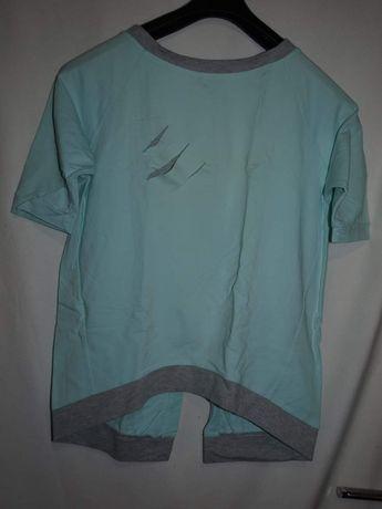 Bluzeczki damskie kolory pastelowe