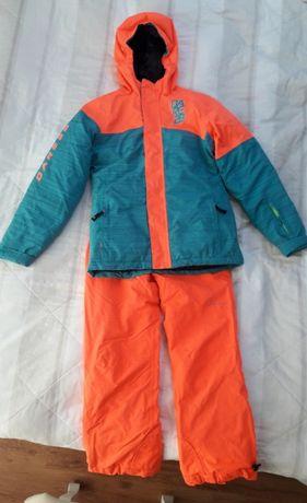 strój narciarski