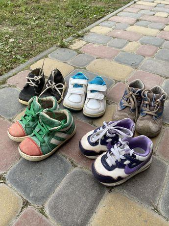 Кросівки 20-22 розмір, adidas, puma