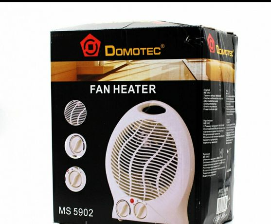 Дуйка Heater Domotec MS 5902
