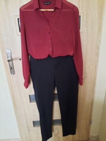 Spodnie i koszula roz M