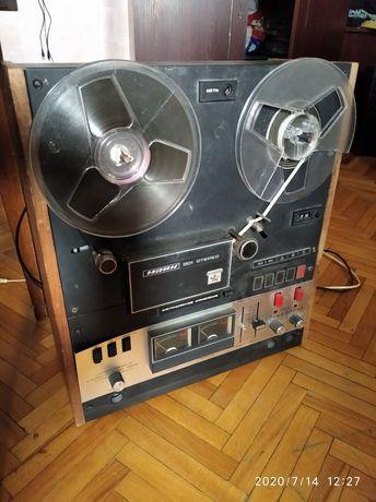 Маяк 001 бабинный магнитофон