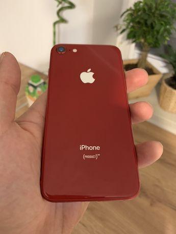 Iphone 8 64gb Czerwony IDEALNY