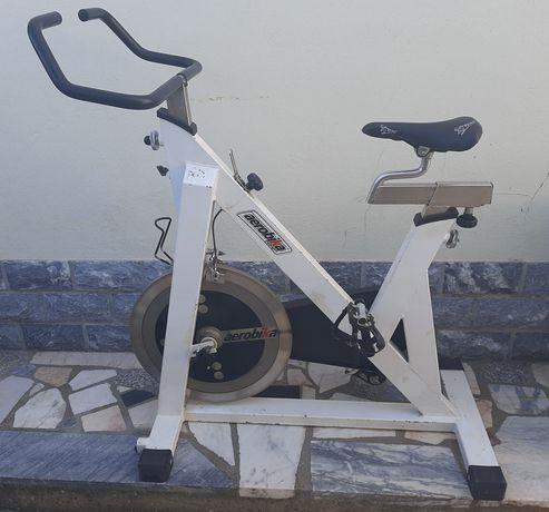 Bicicleta estática spinning Aerobika profissional