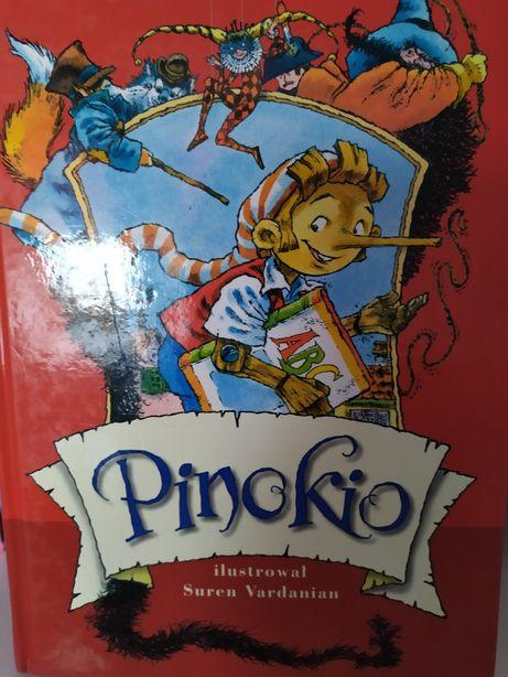 Pinokio lektura