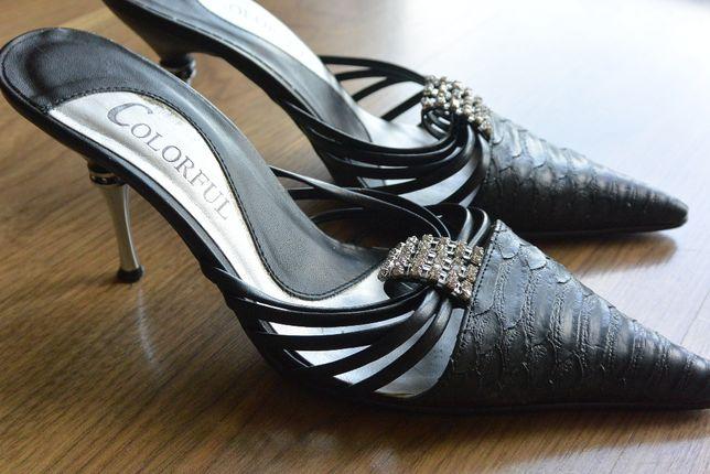 modne buty, ślub, wesele, uroczystość r.37 polecam, jak nowe