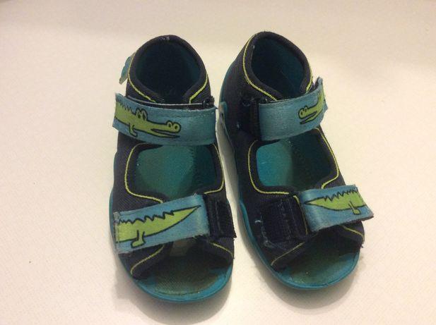 Sandałki, buty befado, 22 chłopięce