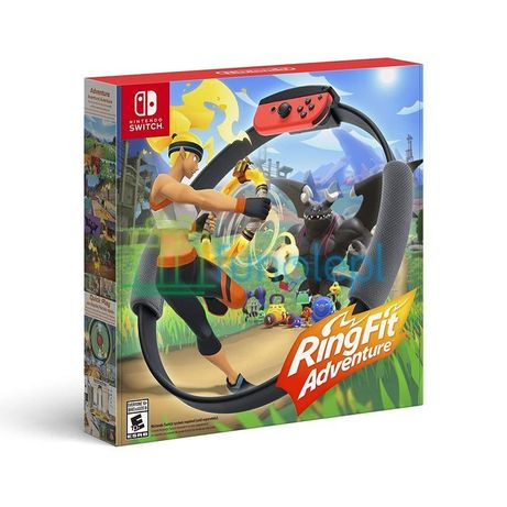 Ring Fit Adventure Nintendo Switch NS Nowa