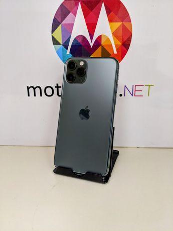 iPhone 11 Pro 256 Midnight Green 100% Neverlock Магазин Motorolkanet