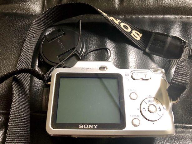 Цифровой фотоаппарат Sony cyber shot dsc h3