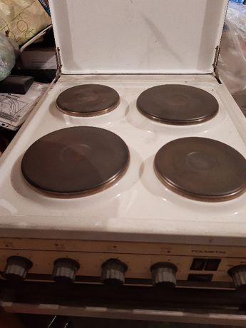Piec elektryczny 4 płytkowy z piekarnikiem