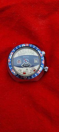 Tegrov swiss made винтажные редкие часы