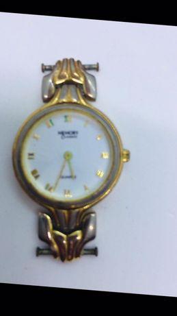 Memory Швейцарские Часы золотые без ремешка рабочие