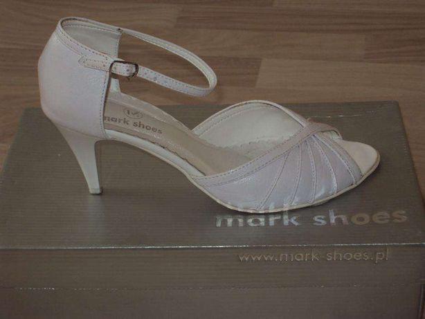 Buty ślubne Mark Shoes rozm. 38/39