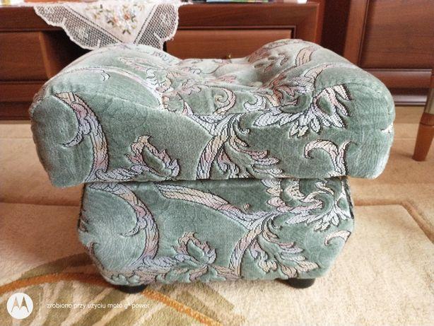 Puf tapicerowany komplet