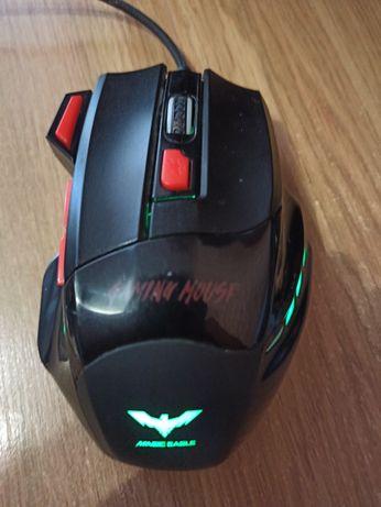 Мишка з підсвіткою ігрова / Игровая мышка с подсветкой