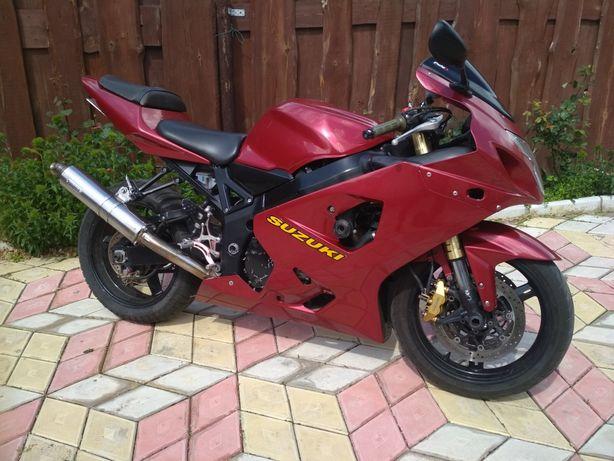 Suzuki gsx r 600 k5 2005 укр