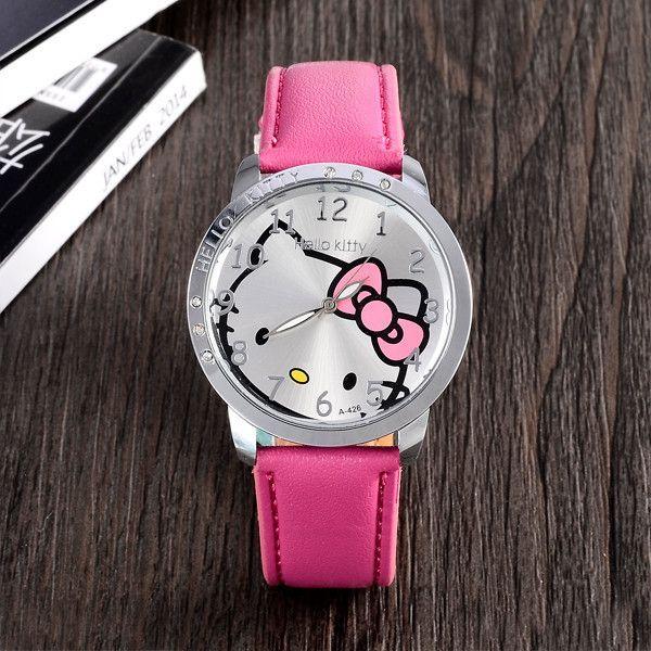 Relógio Hello Kitty Paredes - imagem 1