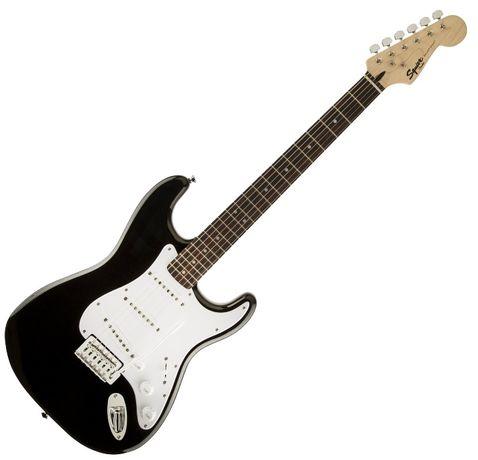 Squier Bullet Stratocaster Tremolo BLK - gitara elektryczna + tuner !