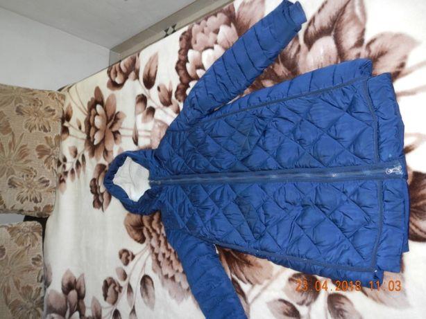 Зимнее пальто для девочки 10-12 лет BLACK&RED