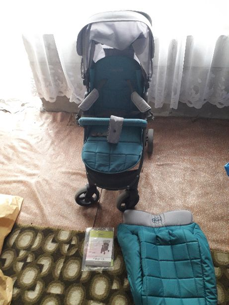 Wózek dziecięcy Rapid 4Baby