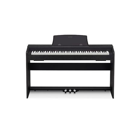 CASIO PX-770 BK - pianino cyfrowe eleganckie