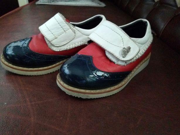 PRADA ботинки мокасины детские