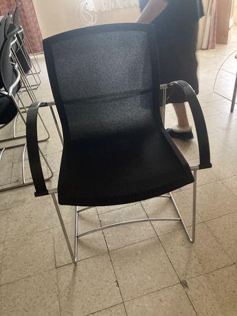 Cadeiras Philippe Stark