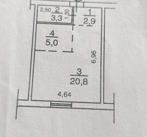 Продам  смарт квартиру в Червоном Хуторе !