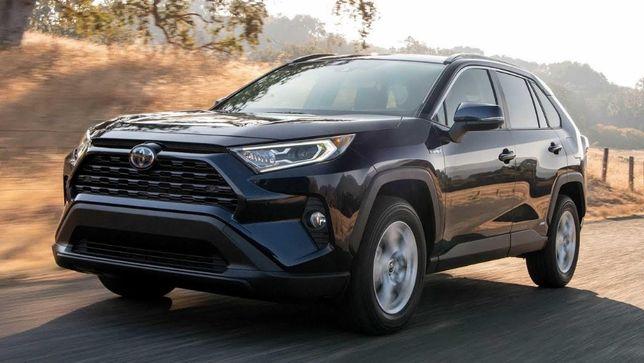 Розборка Toyota RAV-4 2019-2020 роки