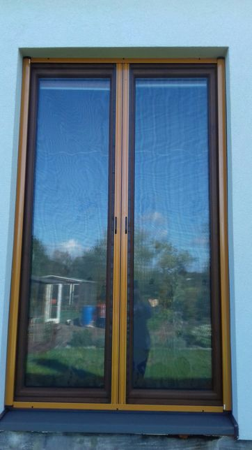 Nowa moskitiera rolowana drzwiowa 1338 x 2223