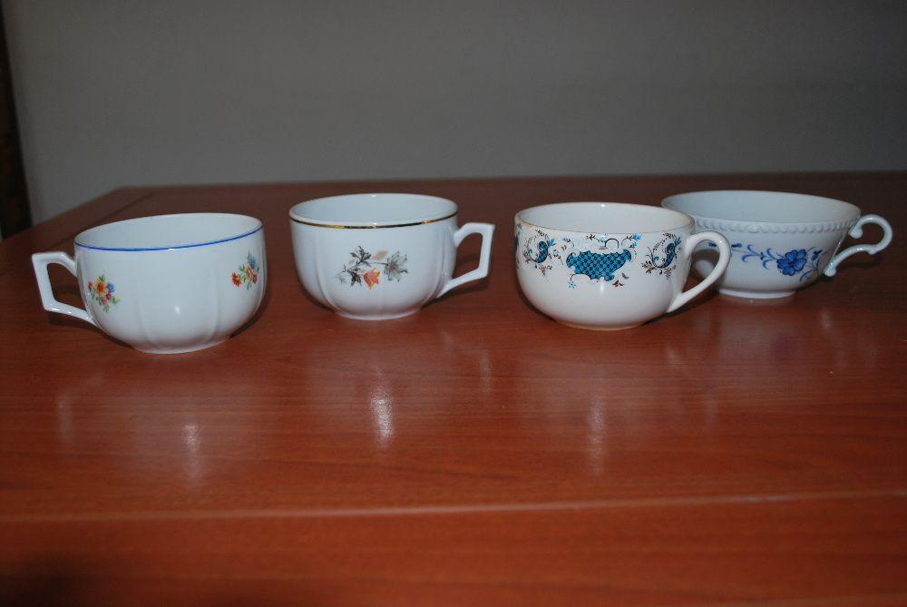 Chávenas Antigas de Porcelana Vista Alegre,Cesol, Porfrap