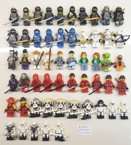 LEGO Figurki NINJAGO 55 Sztuk na sztuki OKAZJA