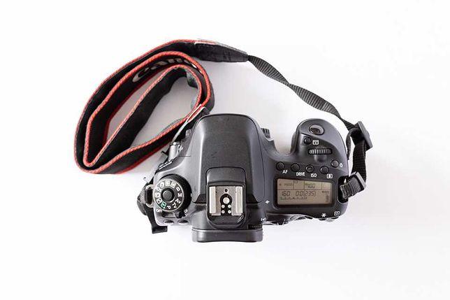 Canon 80D w świetnym stanie