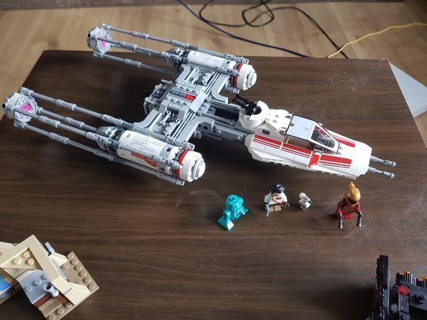 Lego Star Wars zestawy
