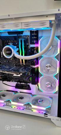 PC Gamer Ryzen 5 5600X 16GB DDR4 RGB NVme 500GB Watercooler