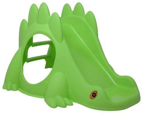 Zjeżdżalnia krokodyl