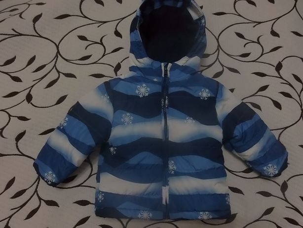 Куртка еврозима на ребенка 6-9 месяцев, фирмы Baby club