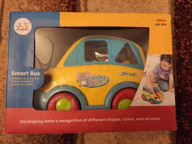 Игрушка-сортер Huile Toys Автобус (Smart Bus)