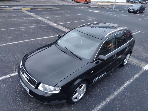 Audi A4 B6 2002 1,9 TDI