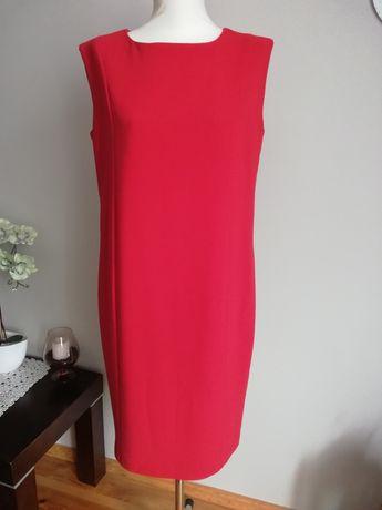 Czerwona sukienka roz 42