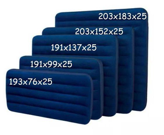 Надувные матрасы фирмы Intex и BestWay