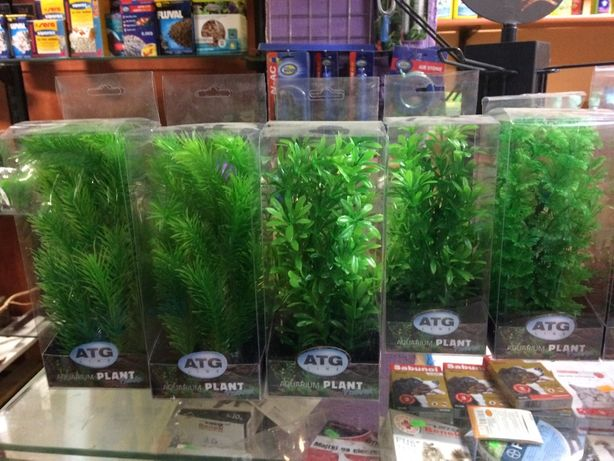 Rośliny akwariowe sztuczne