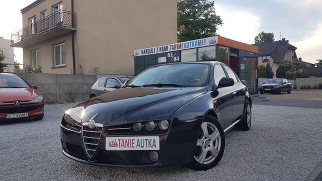 Alfa Romeo 159 1.9 JTD // Skóra // gwarancja // 2007 r// zamiana ?