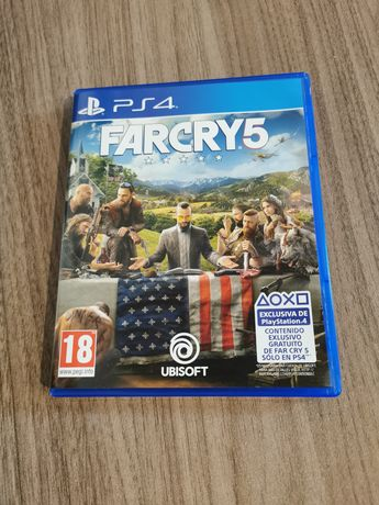 Jogo Farcry 5 PS4