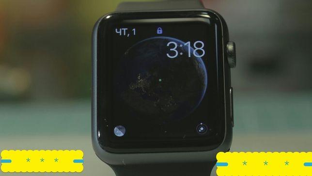Замена разбитого стекла Apple watch 1, 2, 3, 4. РАБОТАЕМ В КАРАНТИН!!!