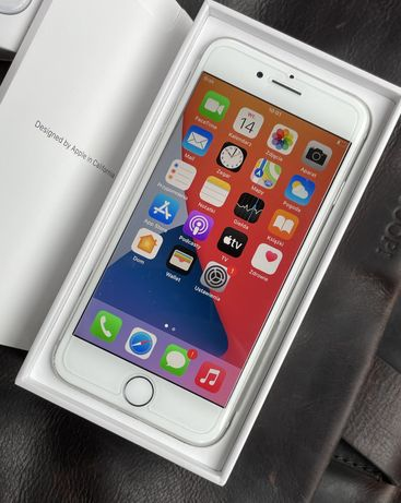 Iphone 8 srebro 64GB Oryginalny Apple