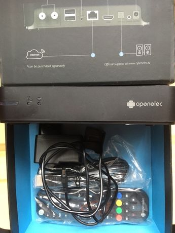 TV smart box twin tuner dvb-s KODI wetek play openelec