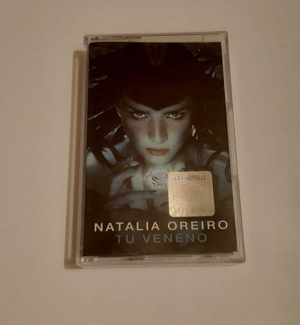"Natalia Oreiro "" Tu veneno "" kaseta"